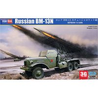 Cheap HobbyBoss model 83846 1 35 Russian BM-13 rocket launchers