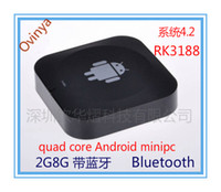 apple airplay box - 2014 Latest Dual Core Android TV Box Miracast QT840A Support Airplay Mirroring Airplaycast for Apple iPhone iPad