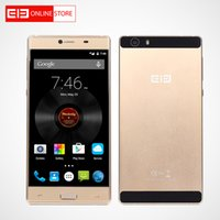 Wholesale Original Elephone M2 MTK6753 Bit Octa Core G LTE quot FHD Andriod GB RAM GB ROM MP Fingerprint Cell Phone