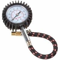 accurate tire gauge - UNIT YD PSI Dial Gauge Meter Accurate Car Vehicle Motorcycle Tire Air Pressure Gauge