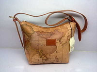 alviero martini bags - The New Map Pack Alviero Martini Italian Dumplings Shoulder Messenger Bag European And American Fashionable Women Packet