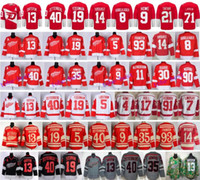 Wholesale 2016 Stadium Series Detroit Red Wings Hockey Jerseys Pavel Datsyuk Gustav Nyquisi Larkin Yzerman Henrik Zetterberg Yzerman Tatar