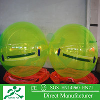 Cheap TIZIP human sized ball Best 0.8mm pvc Pvc carry bag,patches,glue human spheres for sale