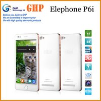 new arrival phone - New Arrival Original Elephone P6i MTK6582 Quad Core Cell Phone Android IPS Screen Dual SIM Dual Camera Support WCDMA GPS OTG