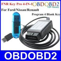 Livraison gratuite 4-IN-1 Key Programmer FNR Key Prog Pour Ford / Nissan Programme / Renault 4 KeyIncode Blank Programmation Calculator
