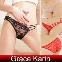 cheap panties - Grace Karin Cheap Sexy Girls See Thr Lace Underwear Lingerie Panties Knickers Briefs Color SU545