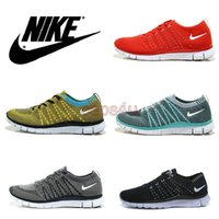 on and off - 50 OFF On Sale Nike Flyknit Free Run Mens Running Good Quanlity NIKE HTM FREE FLYKNIT NSW Sneakers