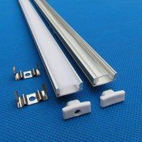 alumium profile - m a m per piece Profile led strip for profile alumium led AP1807B