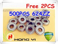 Wholesale 500 ZZ RS Miniature deep groove ball bearing Free