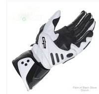 Wholesale Top racing gloves motorcycle leather cycling glove