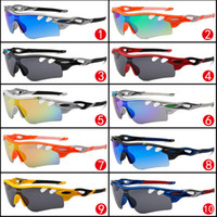 cat waterproofing - New Arrival Hot Sale Factory Price colors big sunglasses sports cycling sunglasses fashion colour mirror Brand Sunglasses men