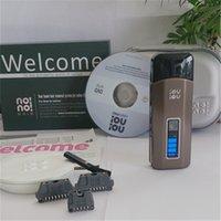 Cheap No!No! Pro5 NoNo Pro5 No! No! Pro 5 NoNo Hair Removal System PRO5 Chorme Hair Epilator Professional Hair Removal Device For Body DHL 24pcs