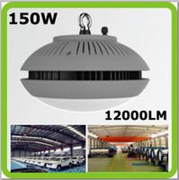 Wholesale DHL shipping V W LED industrial light LED high bay light LM Dia mm for warehouse factory hall gym etc