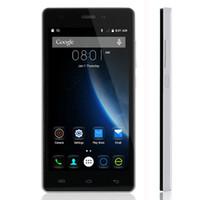 Doogee original X5 Pro 5.0inch teléfono androide 5.1 célula MT6735M Quad Core 2G / 16G cámara 2.0MP 3G / GPS / OTG