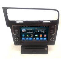 touch screen car audio - Car dvd player touch screen navigation car stereo built in radio rds wifi audio Volkswagen Golf A