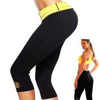 slimming pants shaper - 2015 Hot Shapers Control Panties Pant Stretch Neoprene Slimming Shaper Body Shaper Sport Panties for Super Women With logo Retail Package