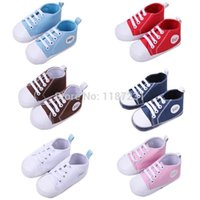 Wholesale 1 Pair Boy Girl Sports Shoes First Walkers Kids Children Shoes Sneakers Sapatos Baby Infantil Bebe Soft Bottom Prewalker Boots