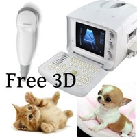 Wholesale Quality Guaranteed CE Approved Hotsale D Veterinary VET Ultrasound Scanner machine Micro Convex Probe D workstation