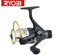 amazon fishes - RYOBI AMAZON VI Ball Bearing Spinning Fishing Reel Salt Water Reel with free plastic extra spool