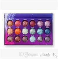 bh beauty - 960pcs CCA2114 Brand Color Baked Eyeshadow Palette Professional New Fashion Makeup BH Cosmetics Galaxy Chic Beauty Makeup Eyeshadow