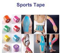 kinesio tape - Kinesiology tape Kinesio tape cm x m WaterProof cotton Ventilatior Waterproof Sports Tape Safety Muscle Tape