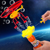 bubble gun - H3 R Kids Bubble Gun Helicopter Bubble Toy Cool Gifts for Children
