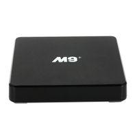 Wholesale M9 Android TV Box Android Amlogic S905 Quad Core bit G G KODI XBMC UHD K D Mini LAN WiFi H DLNA Airplay Miracast order lt no
