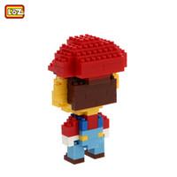 Wholesale LOZ Nano Blocks Micro Building Blocks ToysMini Diamond Blocks Gifts DIY Toys T212