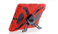 air free spider - Pepkoo Defender Military Spider Stand Water dirt shock Proof Case Cover Ipad iPad Air iPad Mini Retina