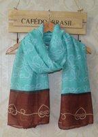 muslim lady scarf - Ladies scarves wholesale10pc rope print muslim hijab head scarf viscose scarf designer scarf bandana cape