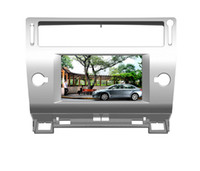 citroen c4 gps dvd - WITSON S100 A8 car DVD Player for Citroen C4 C Triomphe C Quatre GPS G SD card with map Sliver Panel