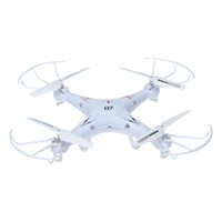 4ch - Top Selling FY326 Q7 G Axis Gyro CH UFO RC Quadcopter with LED Colorful Lights helicoptero de controle remoto RM2405