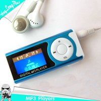 Wholesale Mini Sport Portable Digital Music MP3 Player with OLED Display Flashlight Support Micro TF Card w Black blue purple red white