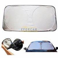 auto shade - Auto Front Rear Window Sun Shade Car Windshield Visor Cover Block New