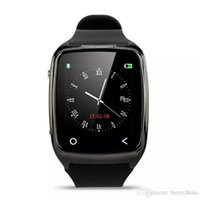 new arrival phone - New arrival iradish Wrist Bluetooth Smart Watch Touch Screen inch Compatibility IOS Android WP Smart Phone MTK201X HQ7052