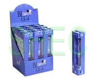 Cheap EGO CE4 electronic cigarette ego ce4 hookah pens ego ce4 wax e cig atomizer luxury gift box start kit