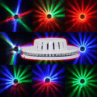 Wholesale Sunflower LED RGB Magic Disco DJ Stage Lighting Party Effect Light Lamp