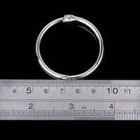 Wholesale 10x Hinged Rings for Scrapbooks Albums mm IN STOCK order lt no track