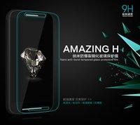 Wholesale High Quality Premium Real Tempered Glass Film Screen Protector For Motorola MOTO E XT1021 XT1022 DHL MOQ
