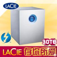 Wholesale LaCie five bit disk array T Lightning II TB AS
