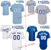 Baseball Men Short Cheap kansas city royals baseball jerseys,Custom royals jersey personalized baseball jersey embroidery logos top quality
