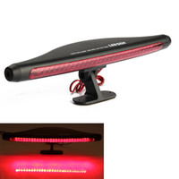 Wholesale Red LED Car Brake Third RD Rear Tail Light High Mount Stop Lamp W V New