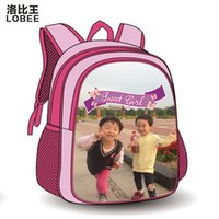 best photo backpack - The best gift Laubie King new private Custom Personalized Photo Bag Backpack preschool children s Day