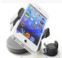 Wholesale 5 X New Universal Degree Windshield Auto Car Suction Mount Stand Holder For Moblie Phone Iphone GPS order lt no track