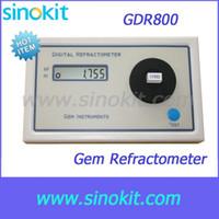 Wholesale Professional Portable Gem gemological refractometer GDR800