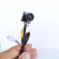 audio number - Brand new FPV wired degrees TVL Color CCTV Audio MIC HD mini Camera security Surveillance Cam tracking number
