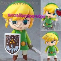 Wholesale Hot Sale Nendoroid The Legend of Zelda link action figure toy doll