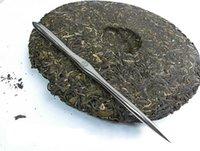 Wholesale Titanium alloy tea needle handmade exquisite workmanship advanced tea set fruitpick