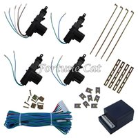 Wholesale Universal Control Central Door Locking System DC12V Compatible With All Car Alarm System In Stock