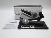 microphone - High quality version SM58LC vocal Karaoke microfone dynamic wired handheld microphone